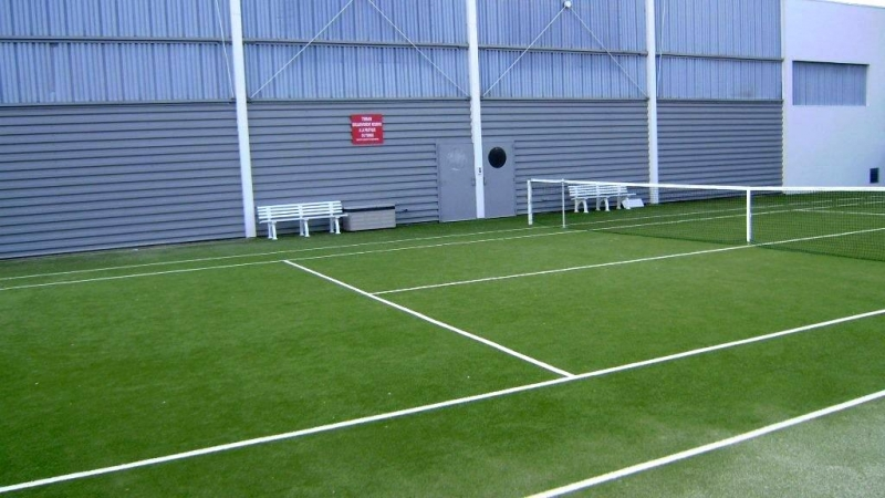 Site officiel de la mairie de plouay for Eclairage court de tennis exterieur
