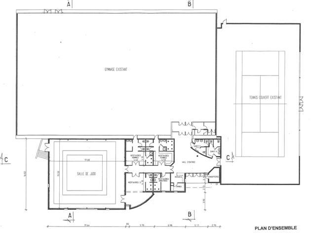 business plan dun centre sportif